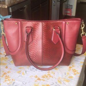 Antonio Melani red purse